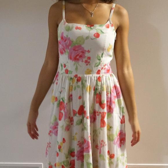 Vintage Garden Party Dresses